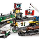 LEGO 60198 Cargo Train 01
