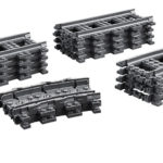 LEGO 7499 Flexible and Straight Tracks