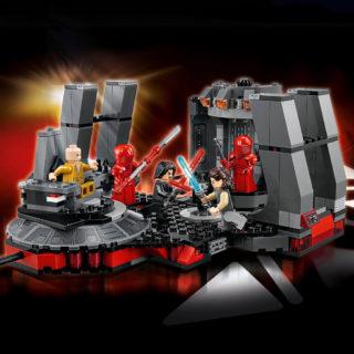 LEGO 75216 Snoke's Throne Room