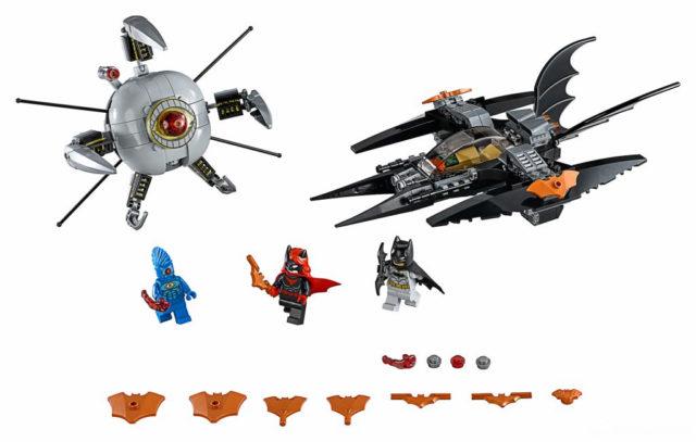 LEGO 76111 Batman Brother Eye Takedown