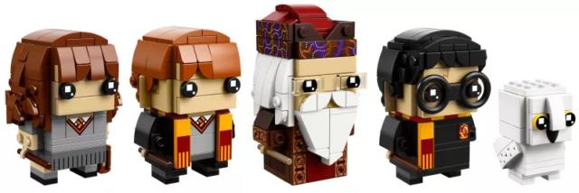 LEGO BrickHeadz Harry Potter 2018