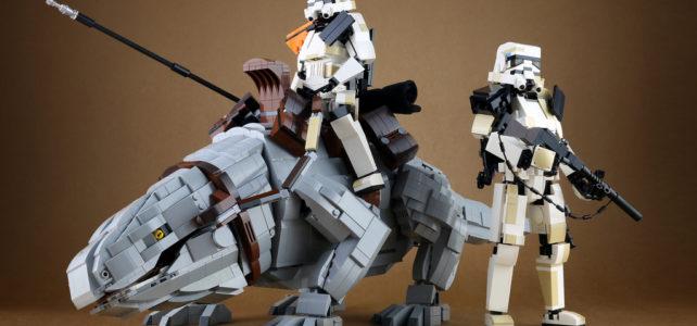 Dewback & Sandtrooper