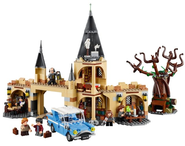 LEGO Harry Potter 75953 Hogwarts and the Whomping Willow