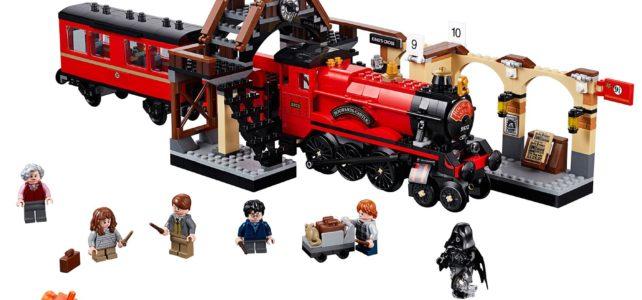 LEGO Harry Potter 75955 The Hogwarts Express