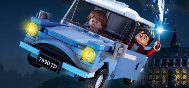 LEGO Harry Potter Ford Anglia