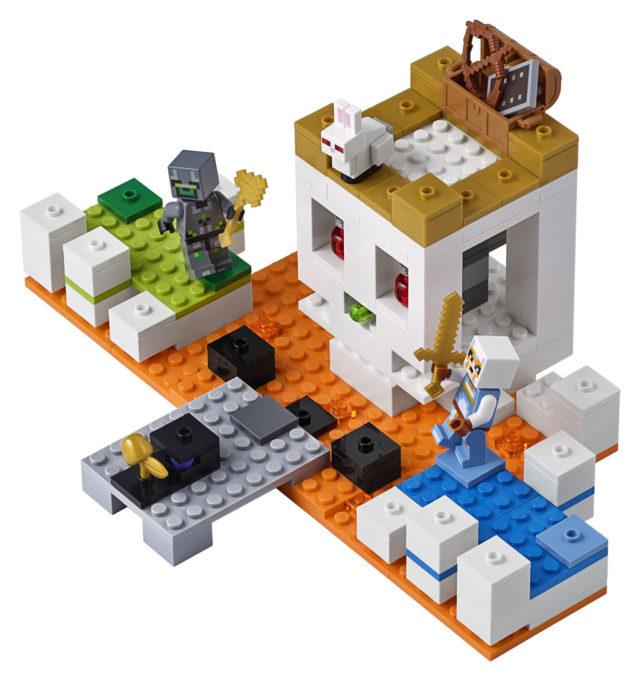 LEGO Minecraft 21145 The Skull Arena