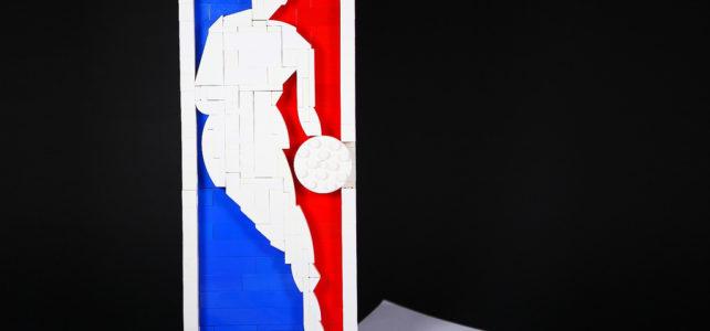 LEGO NBA logo
