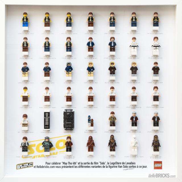 LEGO Star Wars Han Solo & Chewbacca