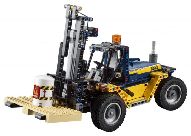 LEGO Technic 42079 Heavy-Duty Forklift