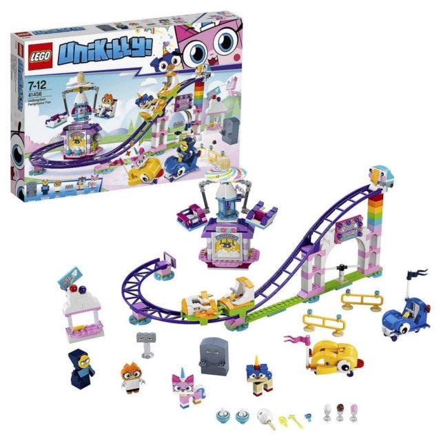 LEGO Unikitty 41456 Unikingdom Fairground Fun