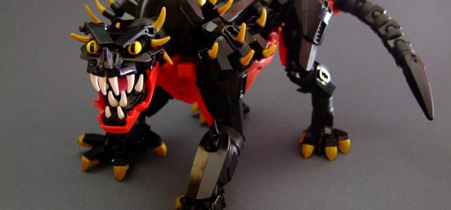LEGO monstre