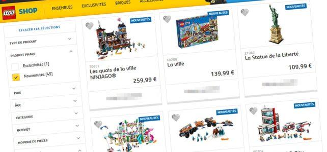 Les nouveautés LEGO de juin sont disponibles !