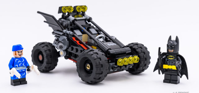 REVIEW LEGO 70918 The Bat-Dune Buggy (The LEGO Batman Movie)