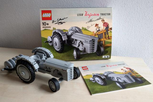 LEGO 4000025 Ferguson Tractor