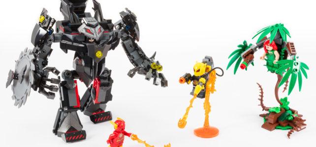 LEGO 76117 Batman Mech vs. Poison Ivy Mech