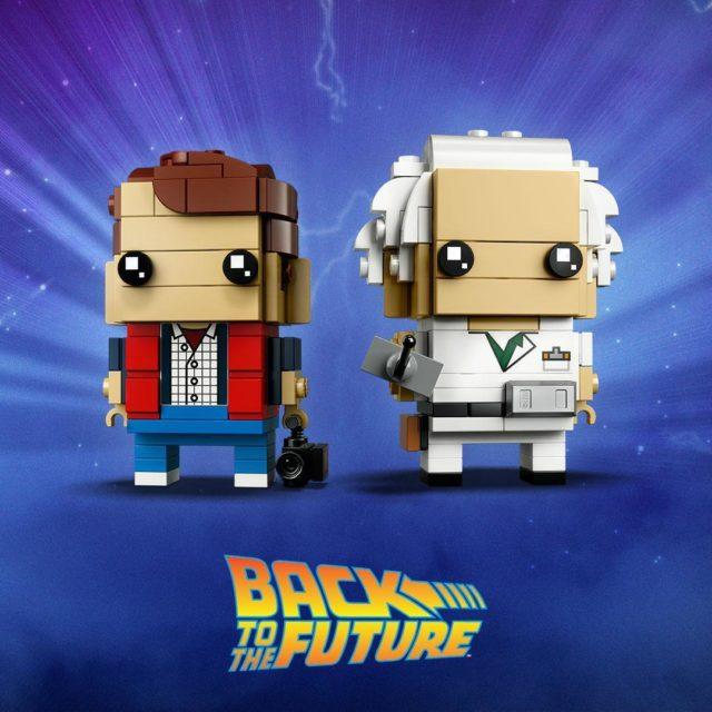 LEGO BrickHeadz BTTF