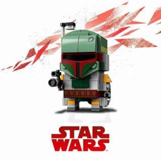 LEGO BrickHeadz Star Wars 41629 Boba Fett