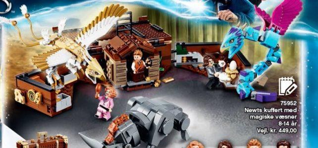 LEGO Fantastic Beasts 75952 Newt's Magical Suitcase