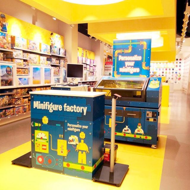 LEGO Minifigure Factory - Minifig personnalisée