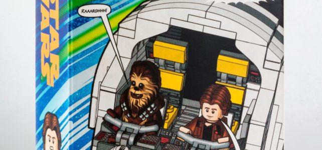 LEGO Star Wars 75512 Millennium Falcon Cockpit SDCC 2018