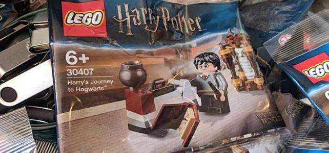Polybag LEGO Harry Potter 30407 Harry's Journey to Hogwarts