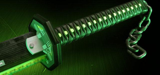 Green Dragon Blade ito