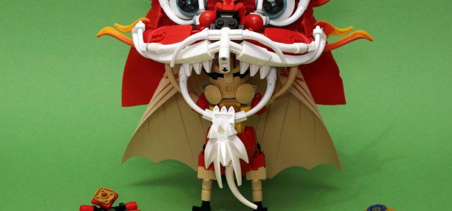 LEGO Dragon et Nouvel an chinois
