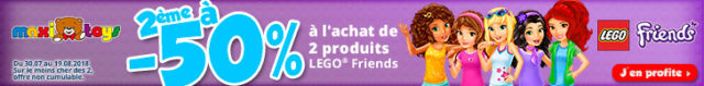 Maxi Toys LEGO Friends