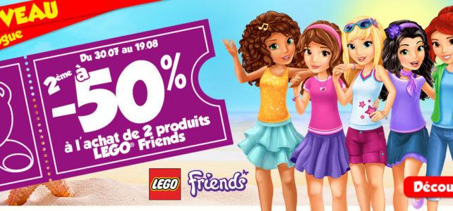 Promo Maxi Toys LEGO Friends