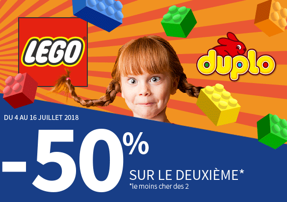 Promotion LEGO King Jouet