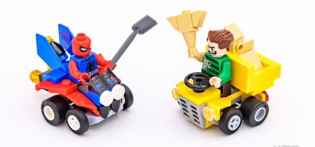 REVIEW LEGO 76089 Marvel Mighty Micros