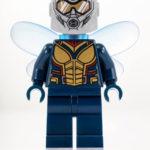 SDCC 2018 LEGO Marvel the Wasp
