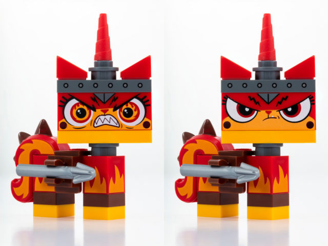 SDCC 2018 exclusive The LEGO Movie 2 Apocalypseburg Unikitty