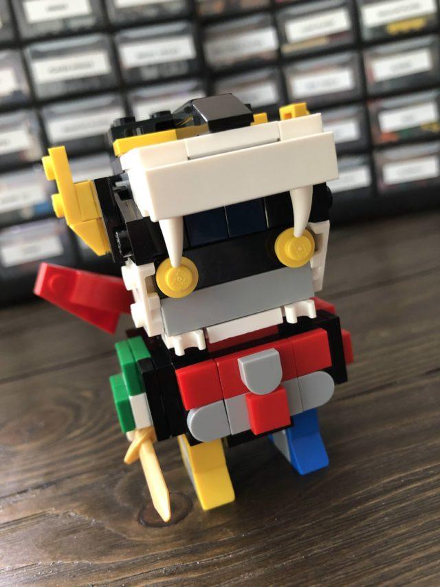 LEGO BrickHeadz Voltron