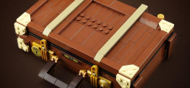 LEGO Fantastic Beasts : la valise magique de Norbert Dragonneau