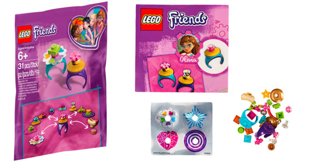 LEGO Friends polybag LEGO 5005237 Rings