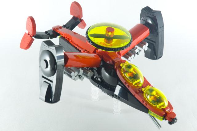 LEGO M-Tron Orbital Vanquisher
