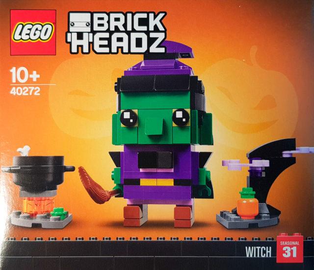 LEGO 40272 Seasonal BrickHeadz Witch