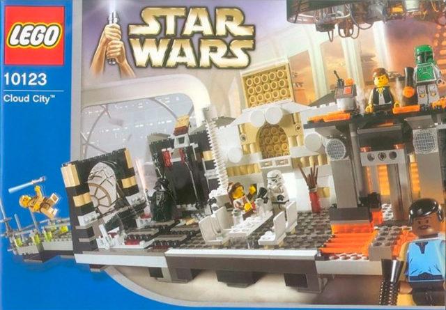 LEGO Star Wars 10123 Cloud City