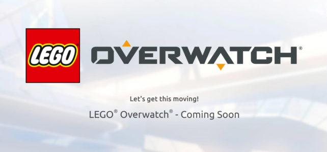 Mini-site LEGO Overwatch