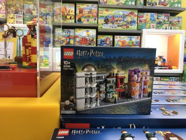 Nouveauté LEGO Harry Potter 40289 Diagon Alley microscale Store