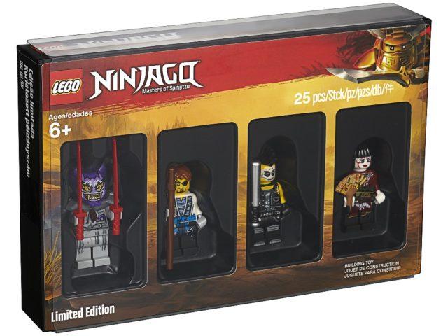Packs exclusifs de minifigs LEGO ToysRUs Bricktober 2018