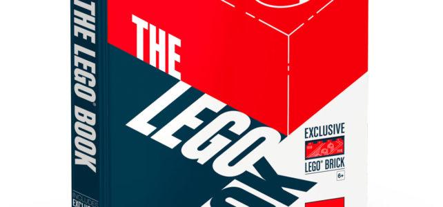 The LEGO Book 2018 amazon