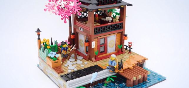 Extension LEGO Ninjago Docks 70657