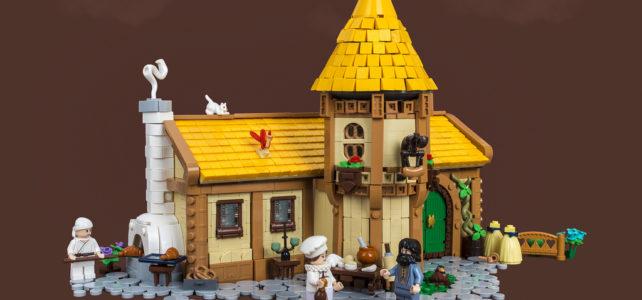Boulangerie médiévale
