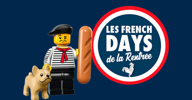 LEGO French Days 2018