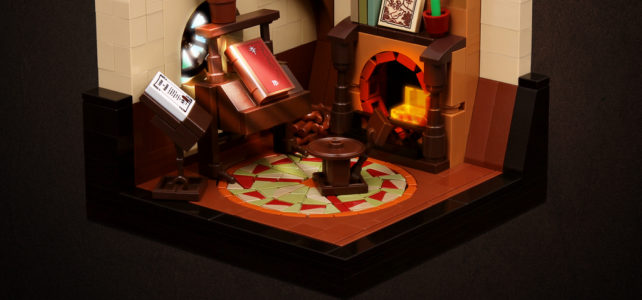 LEGO Happy Hobbit Day