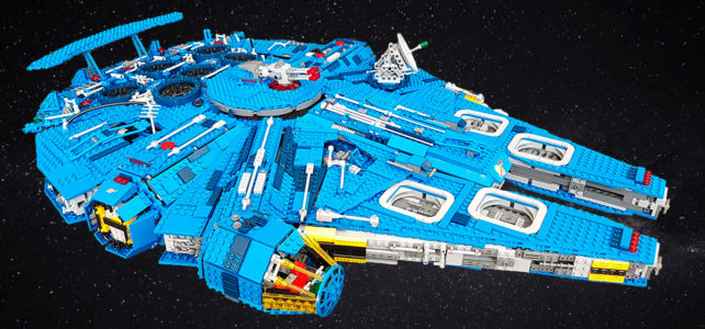 LEGO Millennium Falcon UCS Classic Space