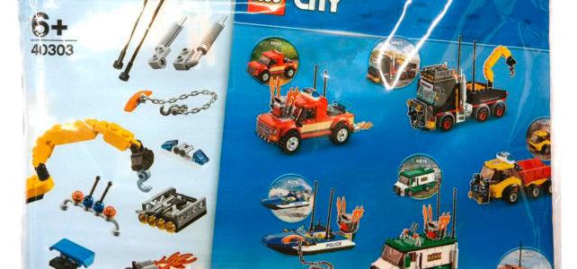 Polybag LEGO 40303