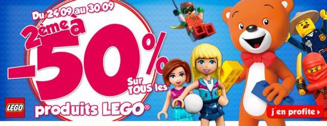 Promo LEGO Maxi Toys